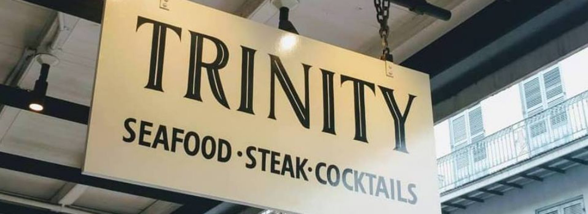 Trinity Restaurant New Orleans